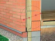 Prevetrávaná fasáda - sendvičová a dvojvrstvová stena